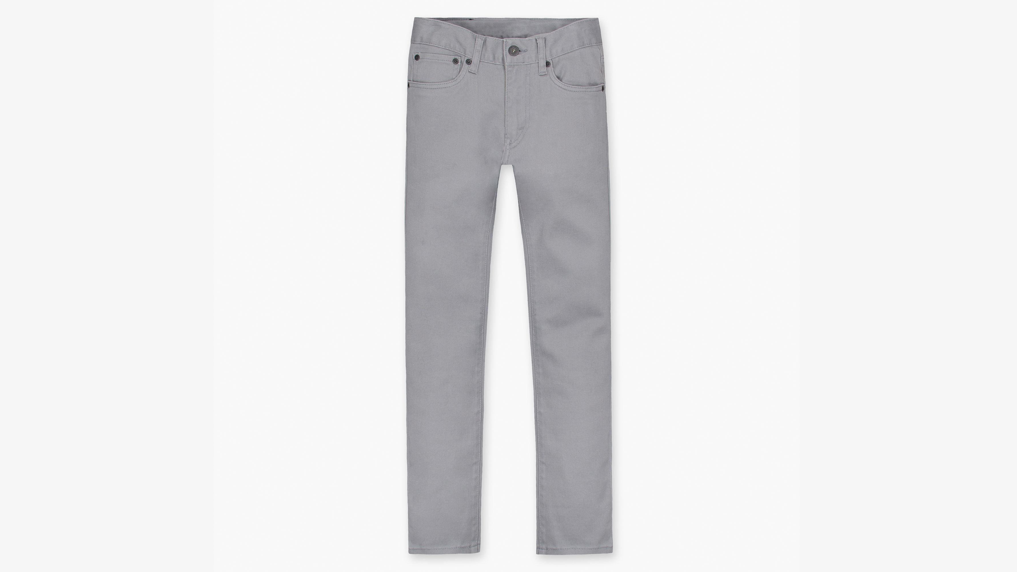 cf38e806 Big Boys 8-20 510™ Skinny Fit Jeans - Grey   Levi's® US