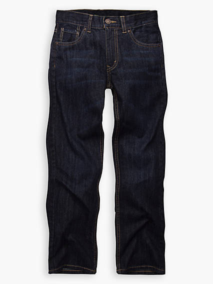 Boys 8-20 505™ Regular Fit Jeans (Husky)