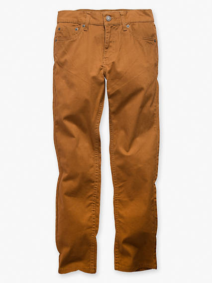Boys 8-20 511™ Slim Fit Sueded Pants