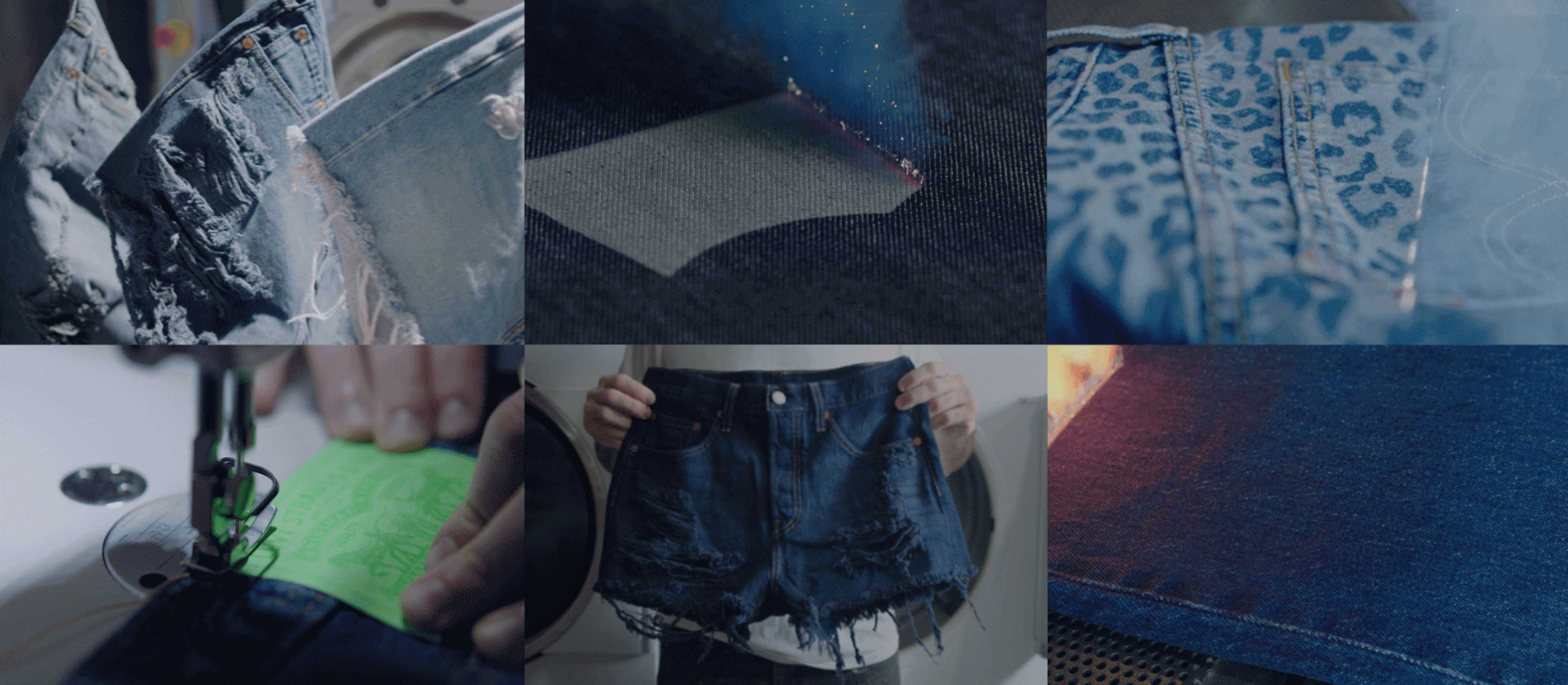 LEVI'S® FUTURE FINISH