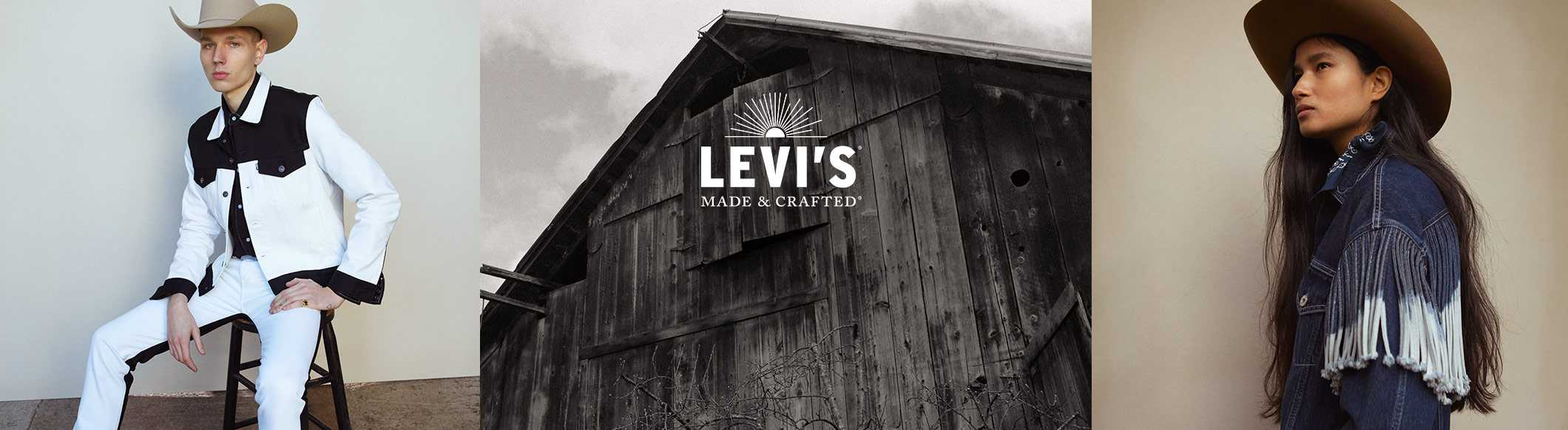 Artful construction by levis