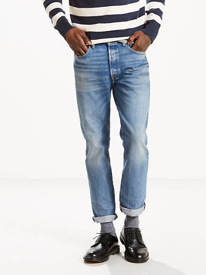 501®   Original Fit Warp Stretch Jeans