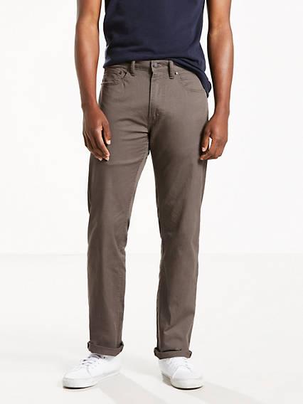 505™ Pantalon 5 poches en serge coupe traditionnelle
