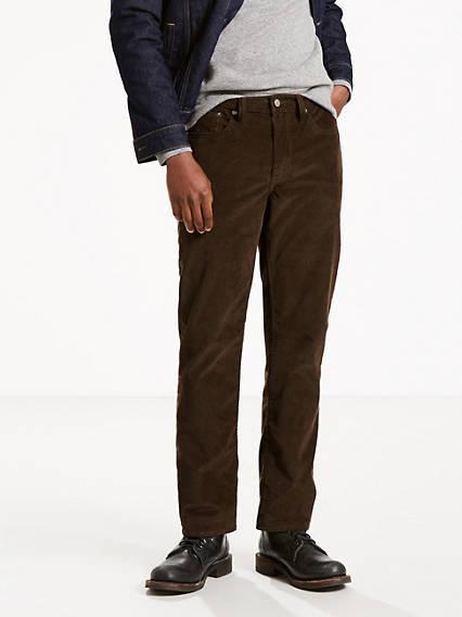 514™  Straight Fit Corduroy Pants