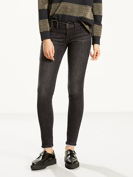 710 Jean super filiforme chaud