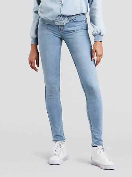 710 Jean super filiforme hypersculpté