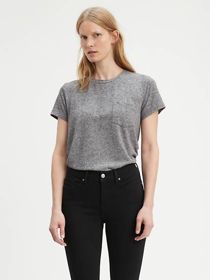 Le t-shirt à poche parfait