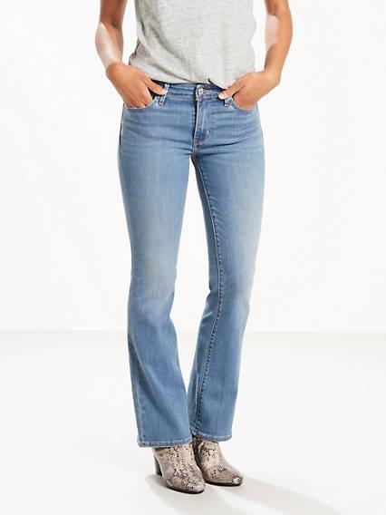 715 Boot Cut Jeans