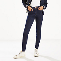 Levis.com deals on Levis Womens Mile High Super Skinny Jeans