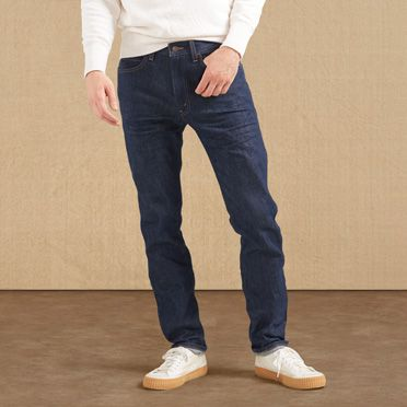 Men's Vintage Style Pants, Trousers, Jeans, Overalls 1969 606® Jeans $205.00 AT vintagedancer.com
