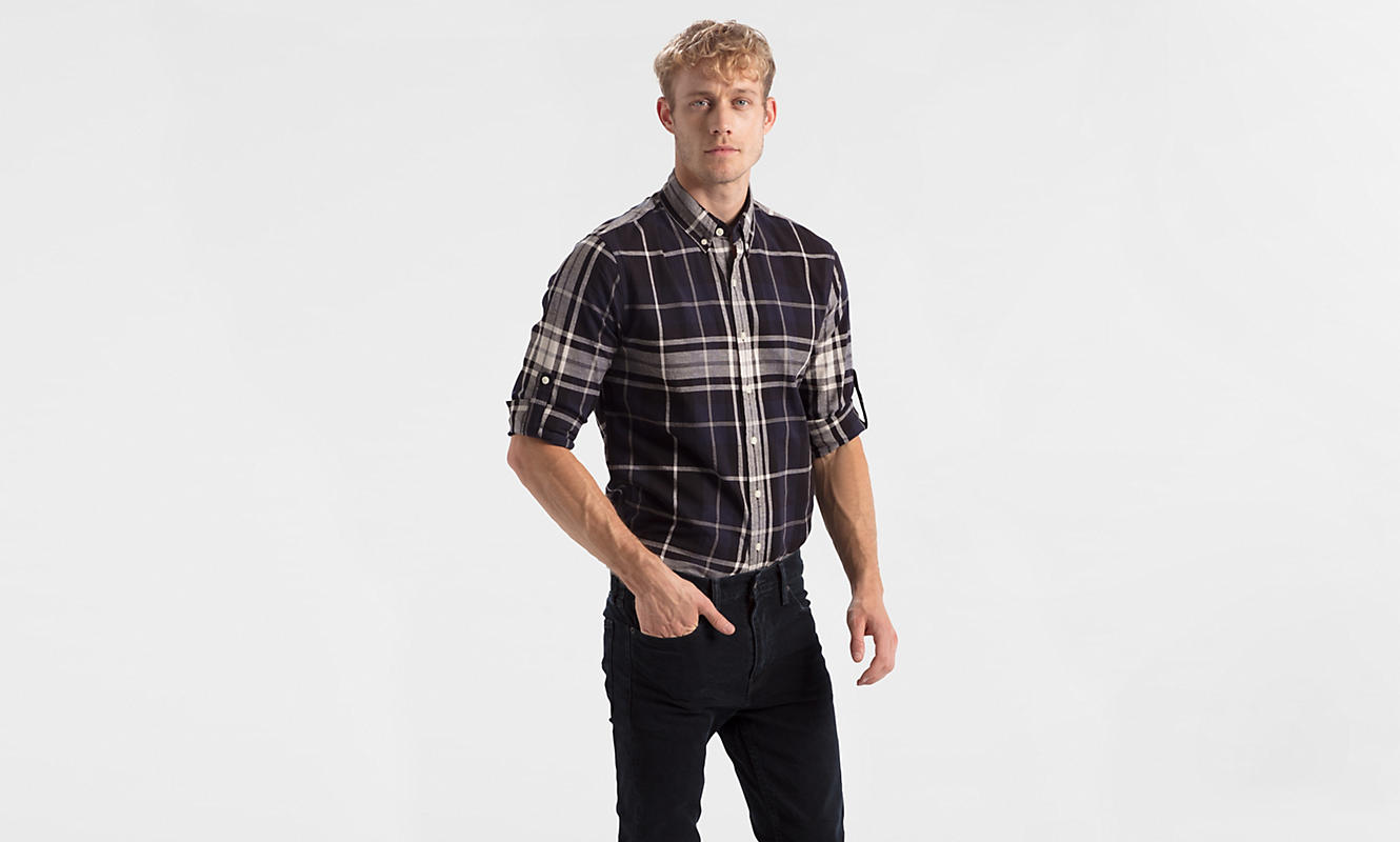Classic Long Sleeved No Pocket Shirt