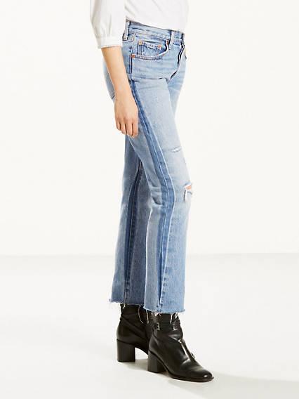501® Pantacourt jean