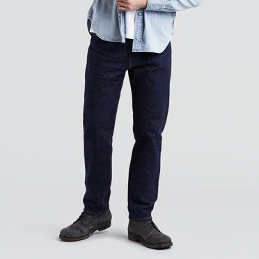 Men's Vintage Style Pants, Trousers, Jeans, Overalls 1954 501® Jeans $240.00 AT vintagedancer.com