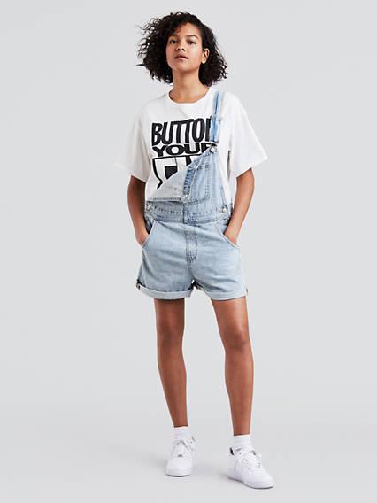 Vintage Shortalls