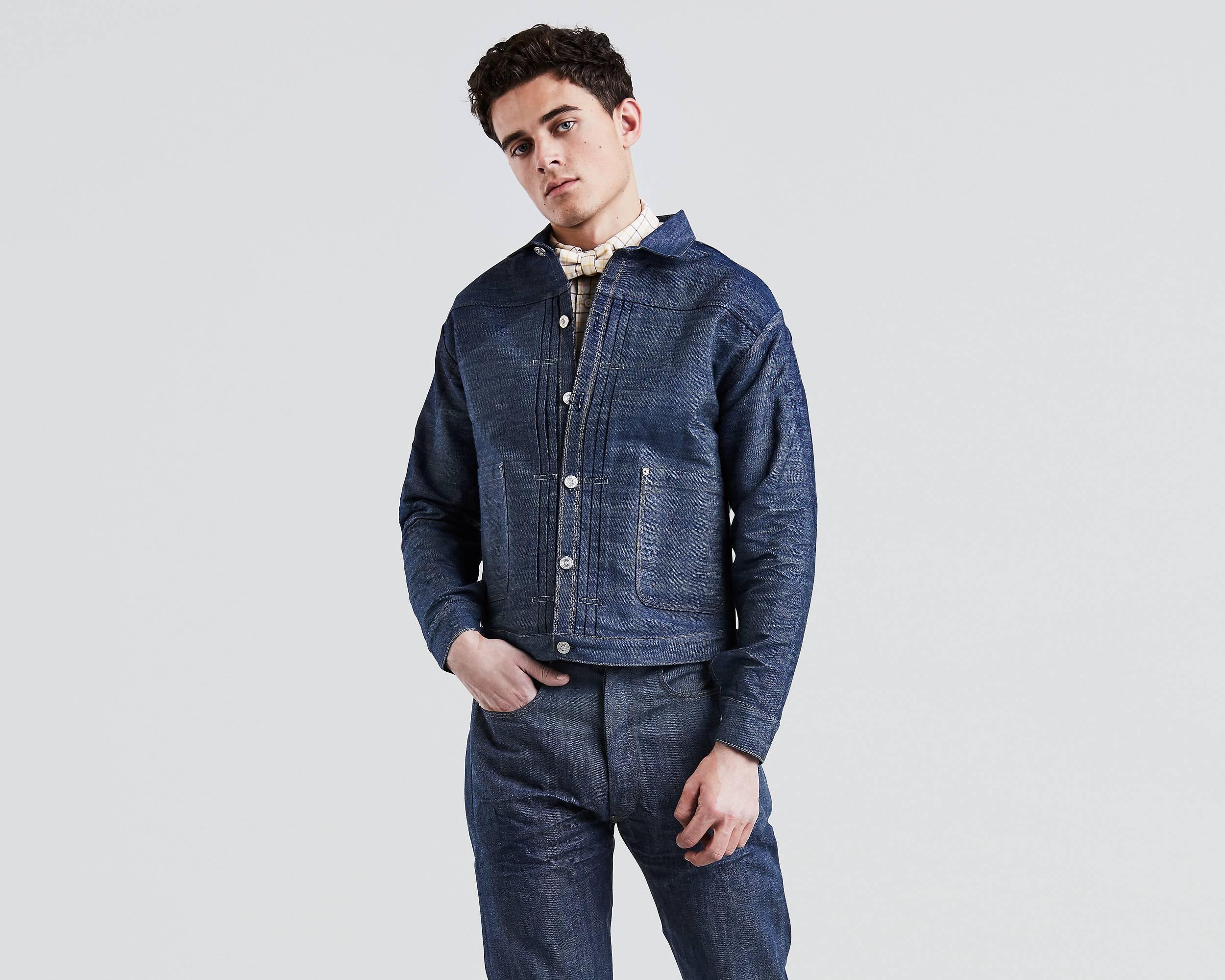 Victorian Mens Suits & Coats 1880 Triple Pleat Blouse $400.00 AT vintagedancer.com