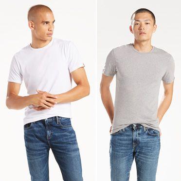 2Pk. Levis Mens T-Shirt