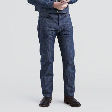 Victorian Men's Clothing 1890 501® Jeans $275.00 AT vintagedancer.com