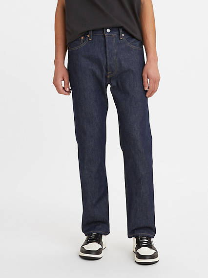 Men s Straight Jeans - Shop Straight Fit Jeans  68972ca2800a1