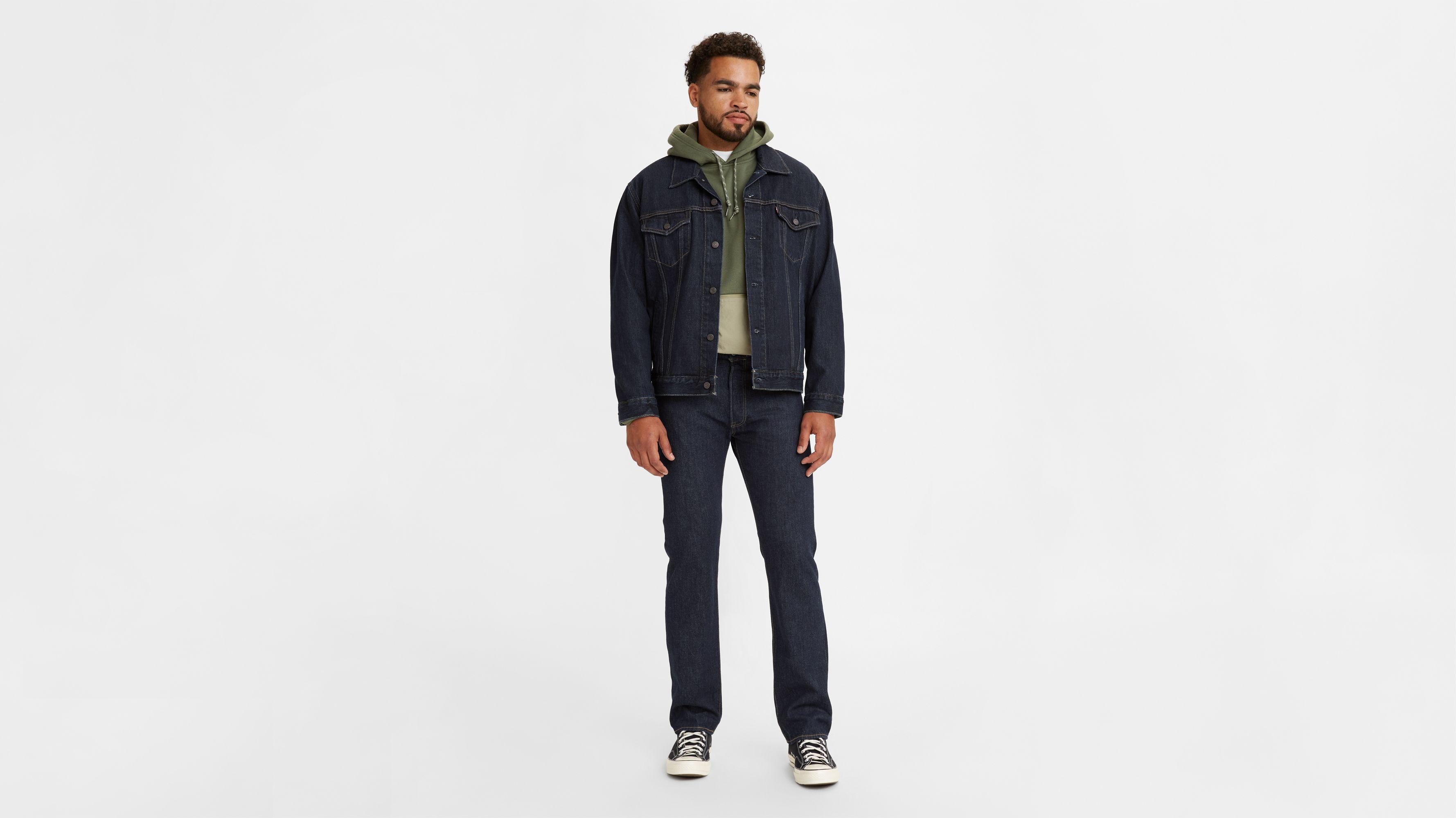 b10d513af7b 501® Original Fit Jeans - Donker Indigo | Levi's® NL