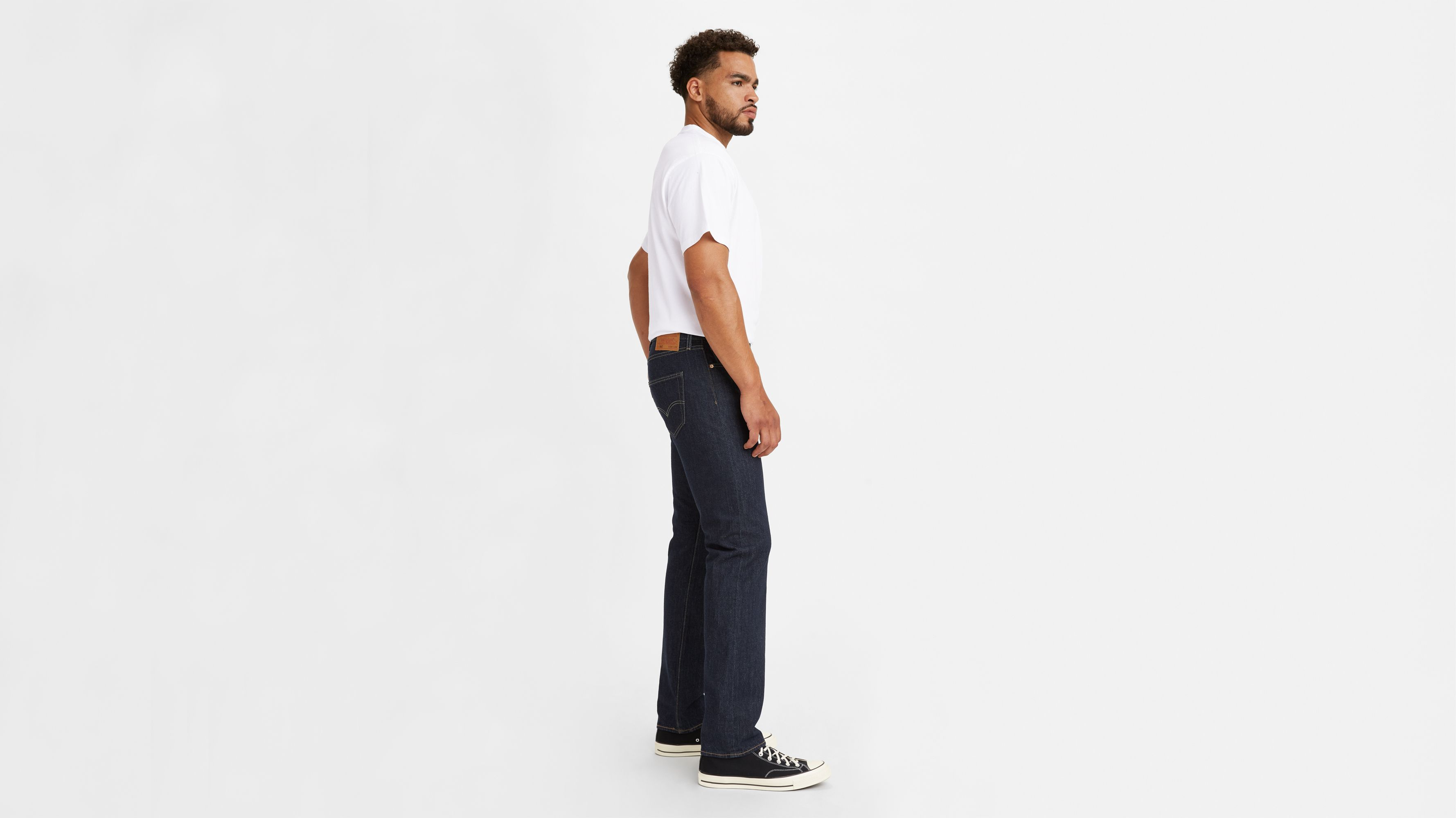 c0b8db4b84 501® Original Fit Jeans - Dark Indigo