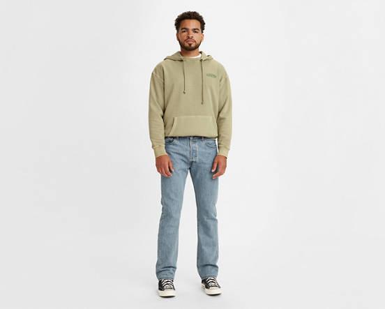 e997dd09ac08f 501® Original Fit Jeans - Light Wash