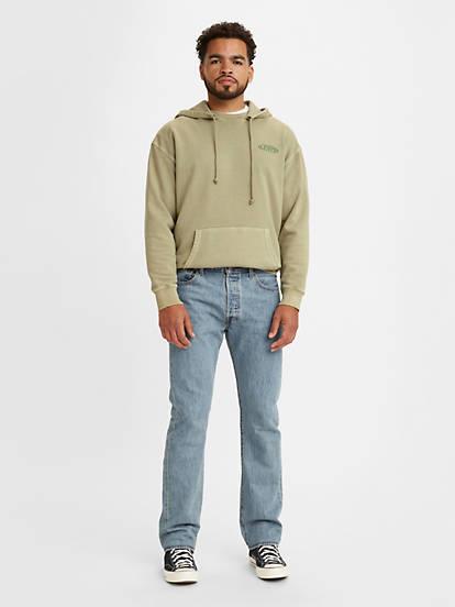 3900d914 501® Original Fit Jeans - Light Wash | Levi's® US
