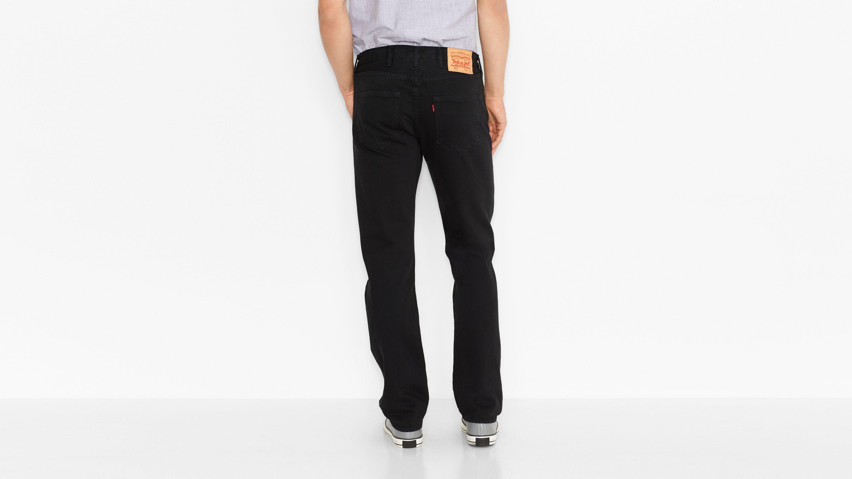 cafb9fa68 501® Original Fit Jeans - Black