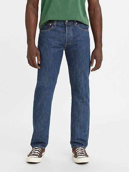 Men's 501® Jeans - Shop 501® Original Fit Jeans | Levi's® US