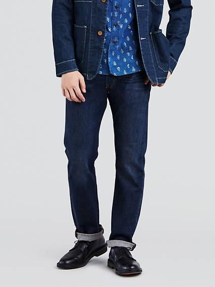 501® Original Fit Stretch Jeans