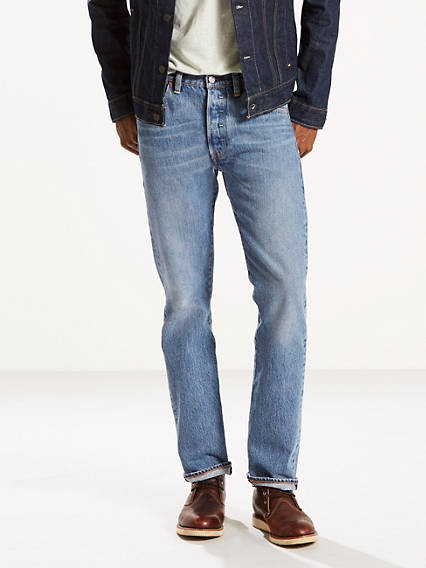Levi's® Made in the USA 501® Original Fit Jeans