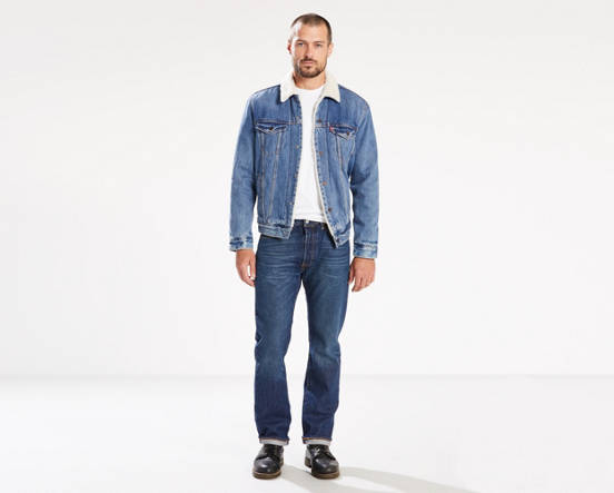2ad4c425a0f Levi's® Made In The Usa 501® Original Fit Selvedge Men's Jeans ...