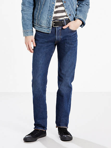 501� Original Fit Warp Stretch Jeans