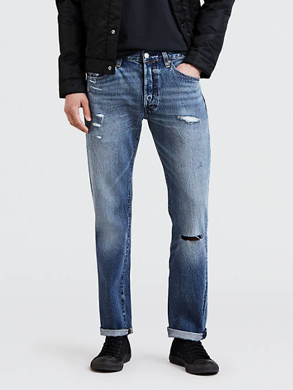 501® Original Fit Stretch Jeans