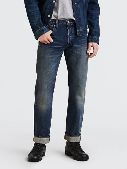 501® Original Fit Selvedge Stretch Jeans