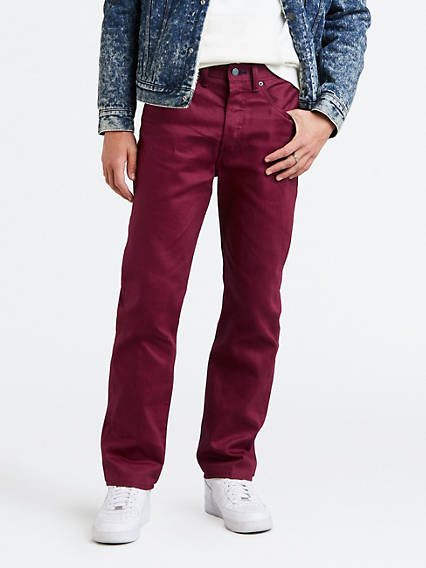 Mens Shrink To Fit 501 Jeans Levis Us
