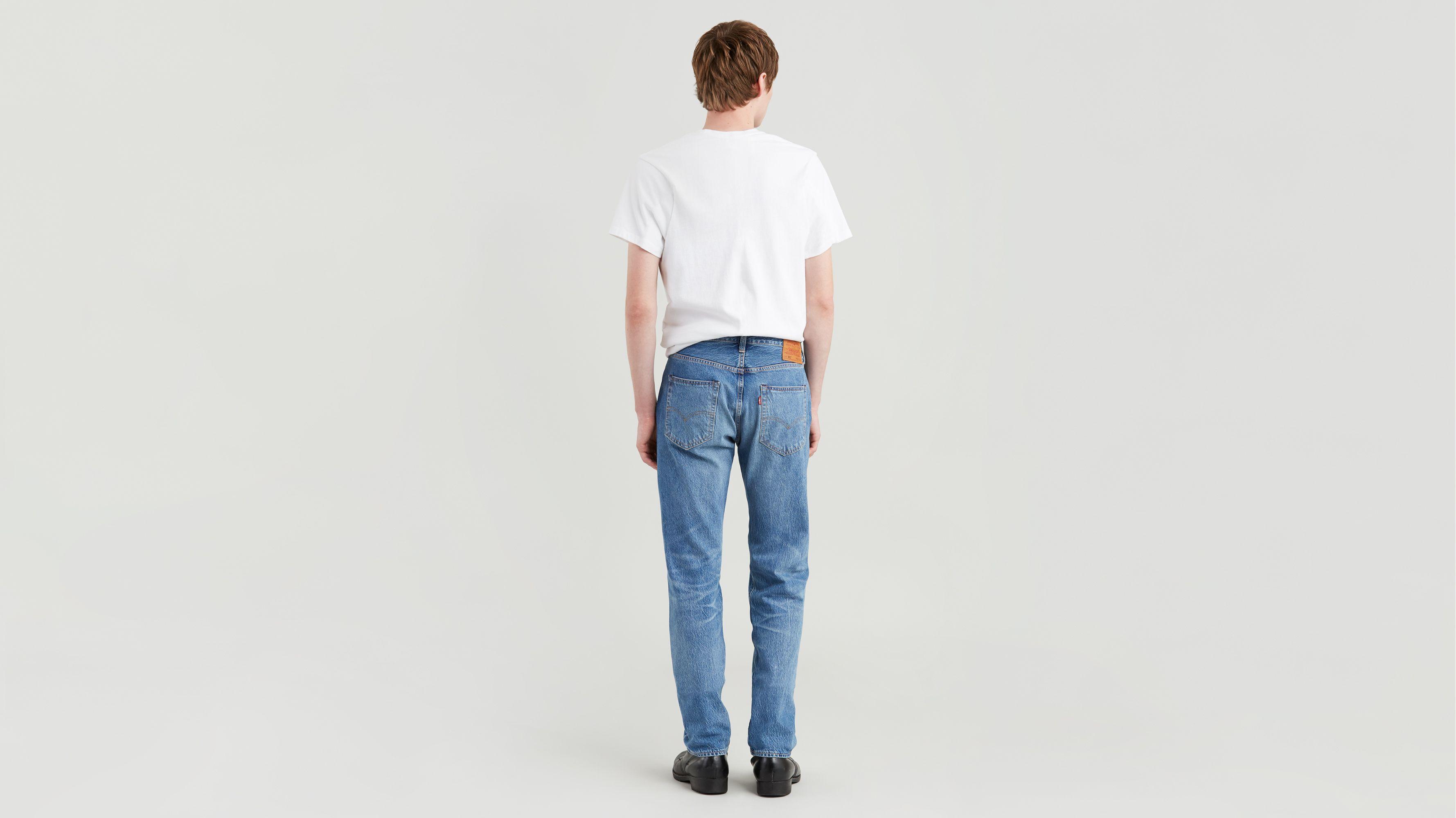 57cb3a89 501® Original Fit Stretch Jeans - Medium Wash | Levi's® US