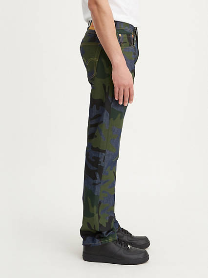 501® Original Shrink-to-Fit™ Camo Men's Jeans