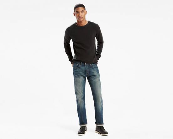 abc7b0eba4a 505™ Regular Fit Men's Jeans - Medium Wash | Levi's® US