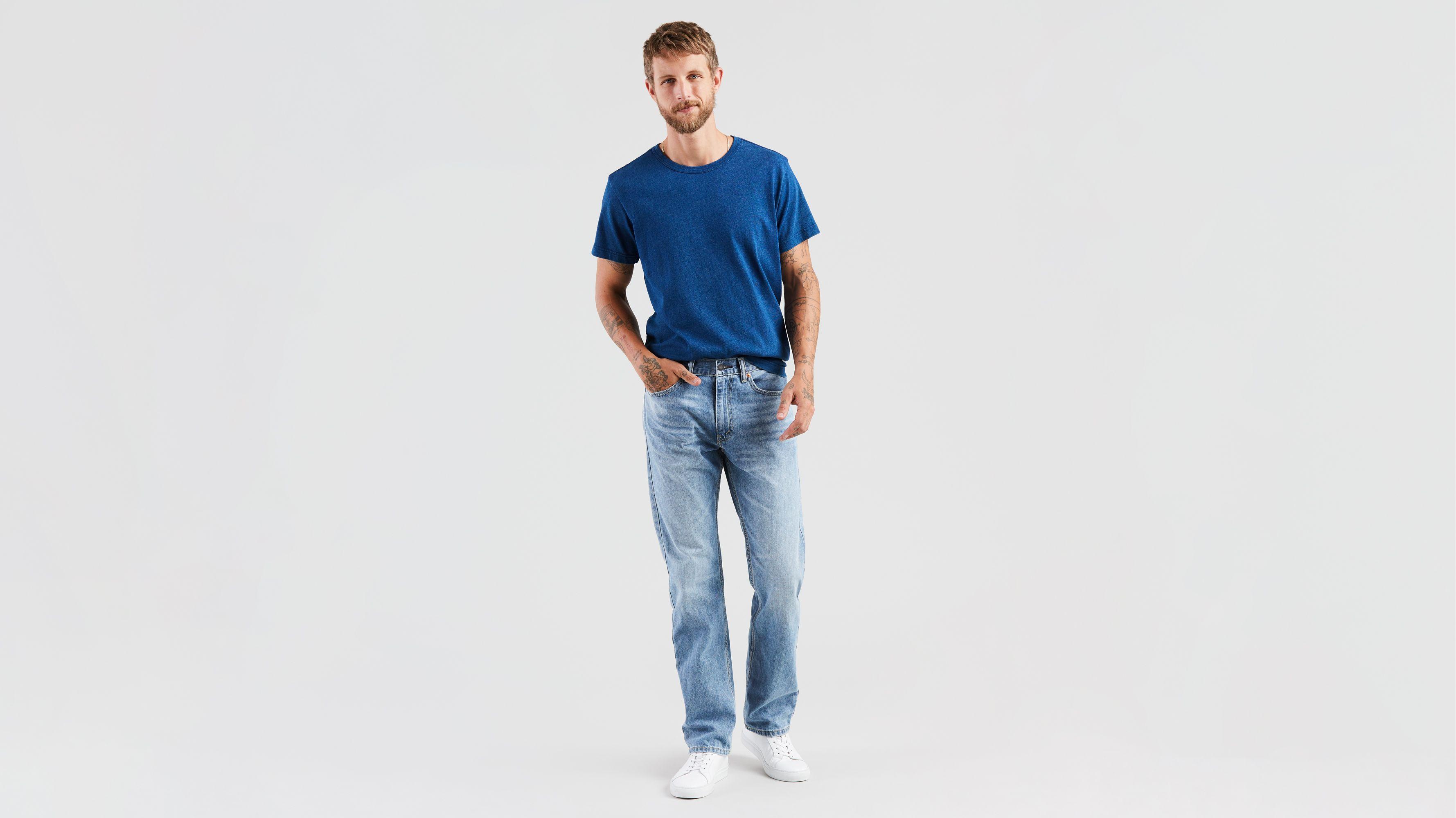 e7c73864947 505™ Regular Fit Men's Jeans - Light Wash   Levi's® US