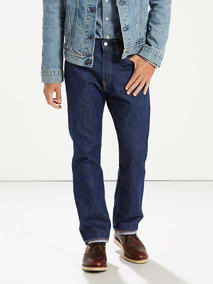 Levi's® Made in the USA 505™ Regular Fit Jeans