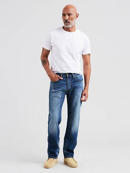 b470b839760 505™ Regular Fit Men's Jeans - Medium Wash   Levi's® US