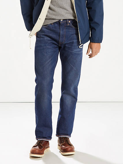 505™ Regular Fit Warp Stretch Jeans