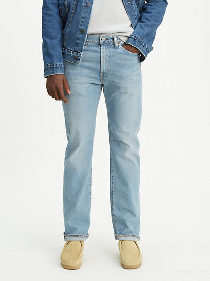 Levi's® Made in the USA 505® Original Fit Stretch Jeans
