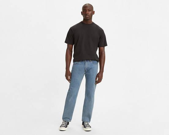 a426f6c30c2 505™ Regular Fit Men's Jeans - Light Wash | Levi's® US