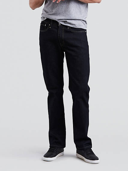 514 Straight Fit Stretch Jeans