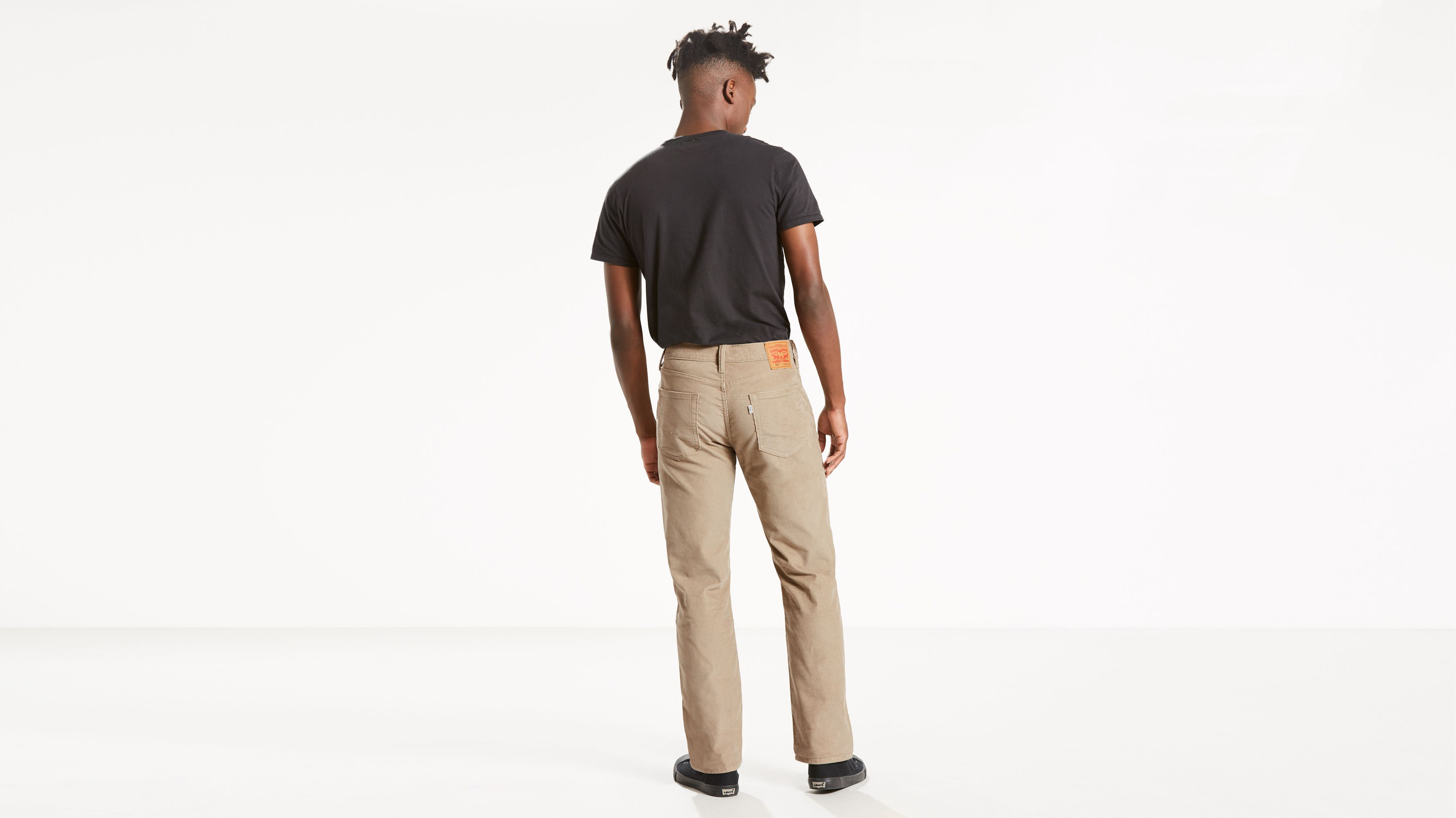 4e1ea562 514™ Straight Fit Corduroy Pants - Khaki | Levi's® US