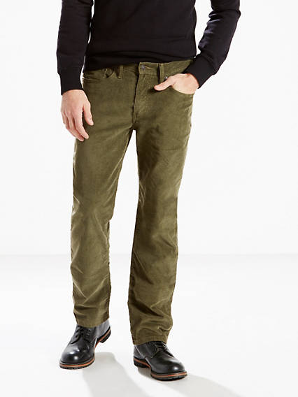 514™ Straight Fit Corduroy Pants