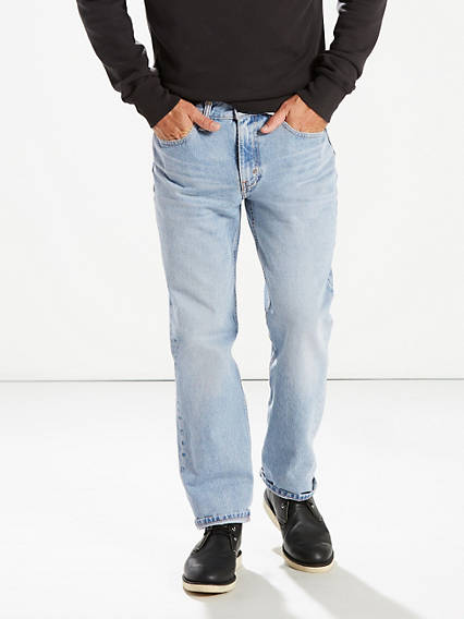 514™ Straight Fit Warp Stretch Jeans