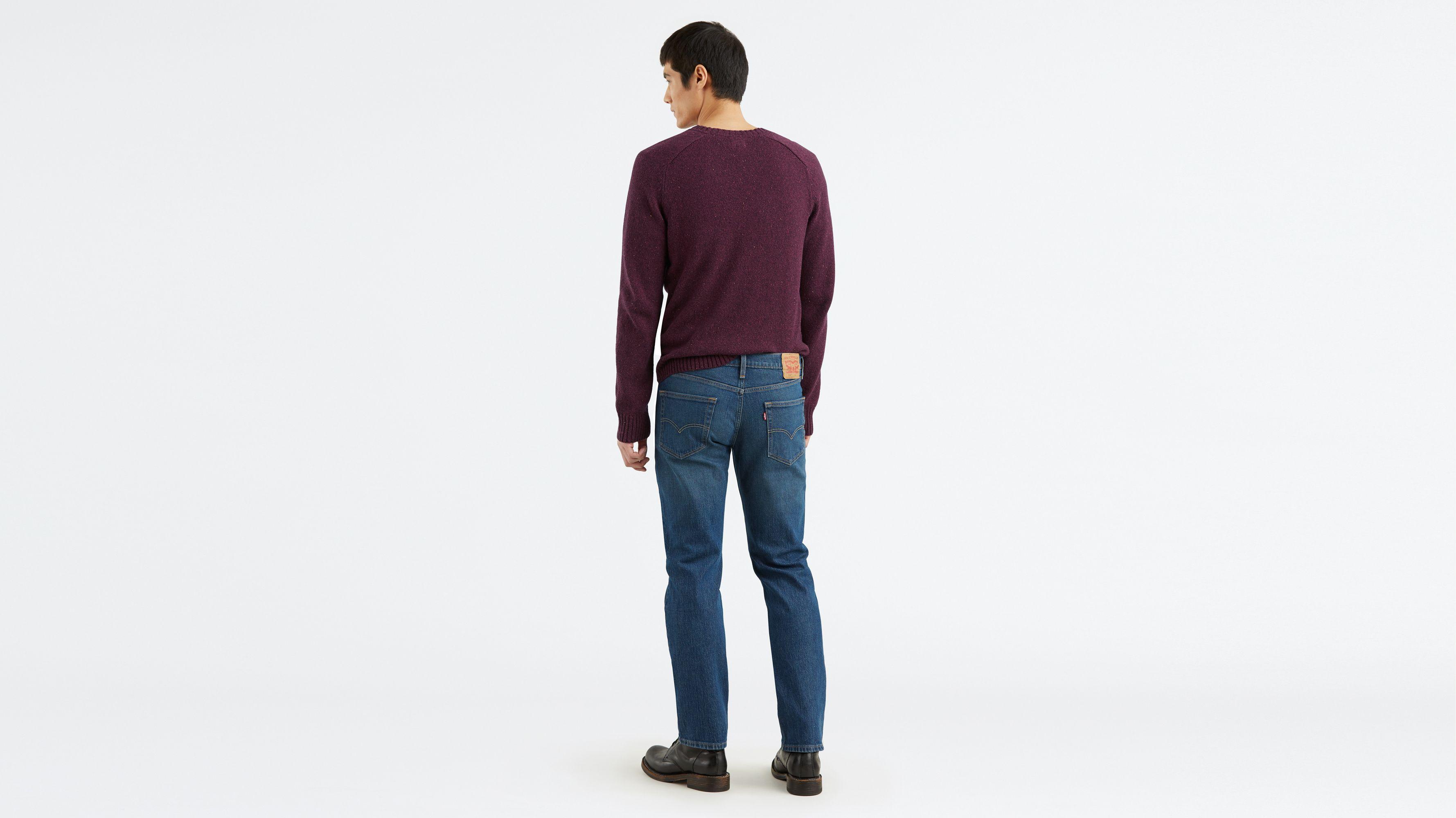 1c2059f2a54 514™ Straight Fit Men's Jeans - Dark Wash | Levi's® US