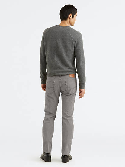 c586c09e 514™ Straight Fit Corduroy Pants - Grey | Levi's® US